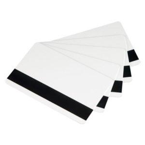 CR80.30 High Coercivity Mag Stripe PVC Cards